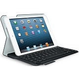 LOGITECH Ultrathin Keyboard Folio for iPad Mini [920-005900] - Carbon Black - Gadget Keyboard